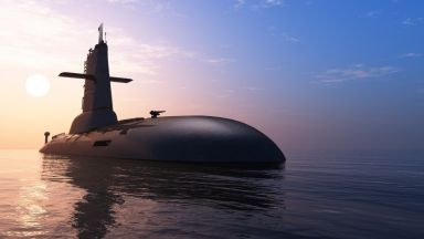 Откриха останките на военна подводница, изчезнала преди 50 г. (видео)