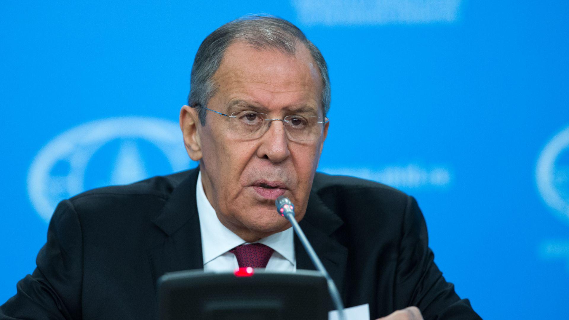 """Лавров: """"Турски поток"""" дава възможности на България"""