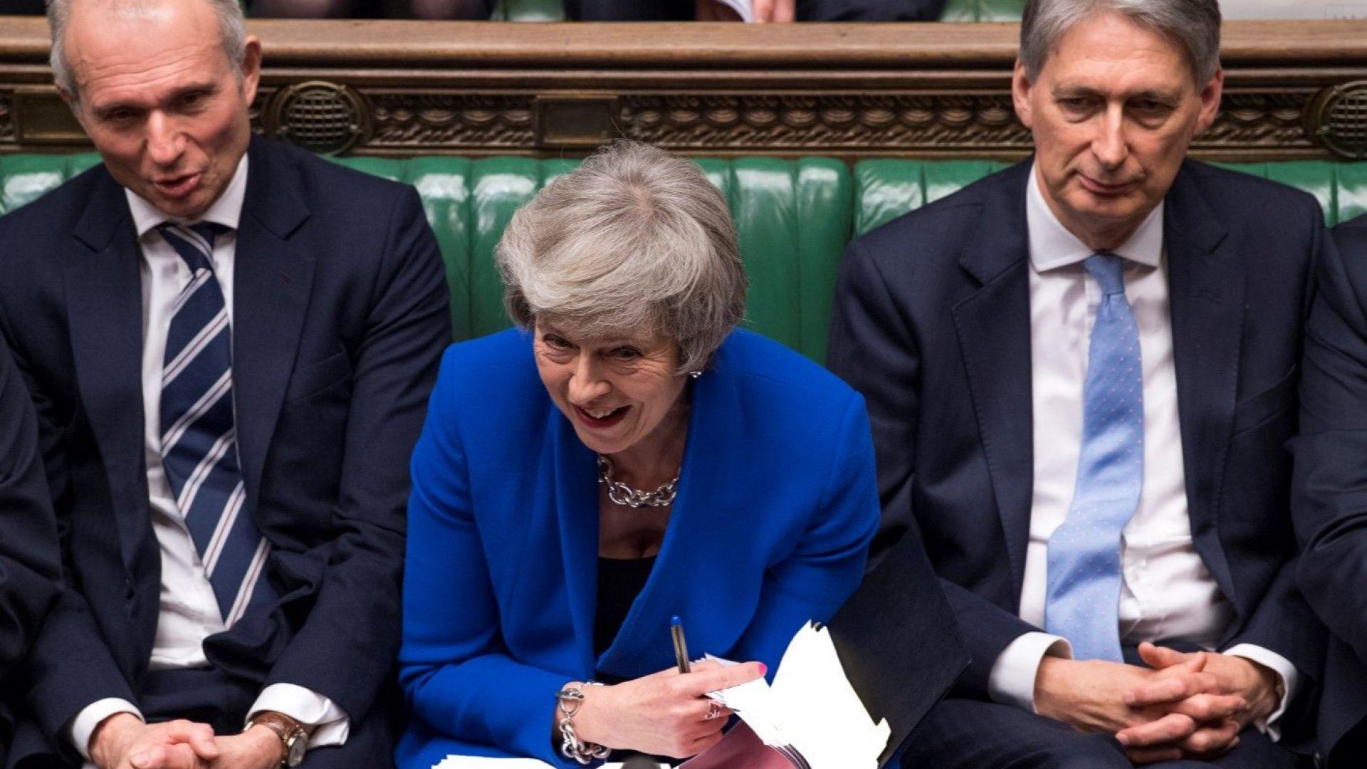 Лондон все по-близо до приемане на План Б за Брекзит