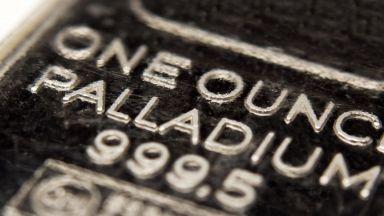 Благородните метали поскъпнаха, паладият с исторически рекорд