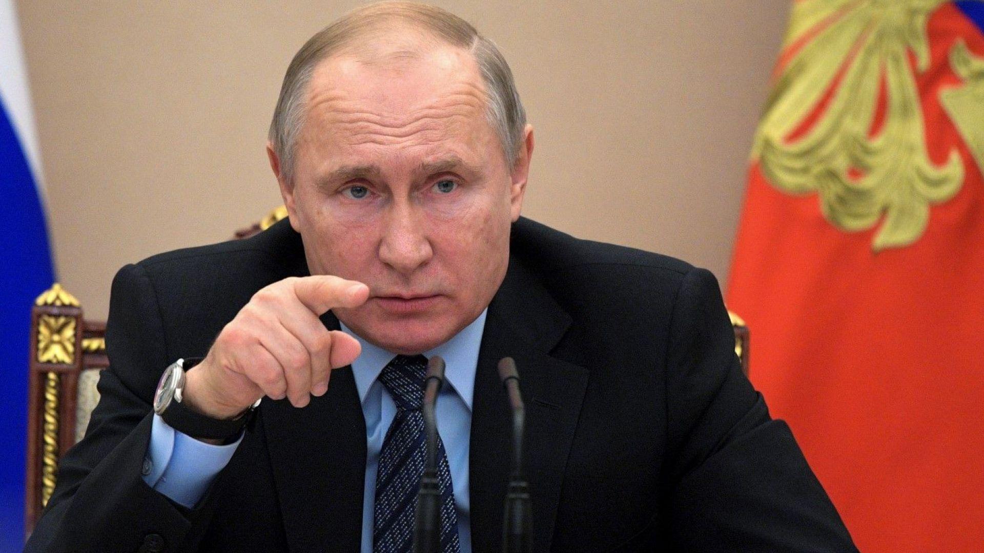 Снимка: Путин: Смяната на името е ревизия на македонската национална идентичност