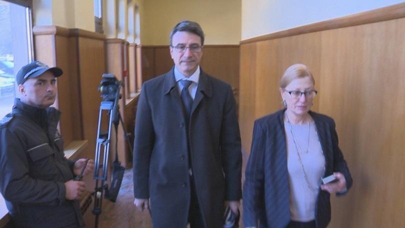 Адвокат Ина Лулчева защитава Трайков