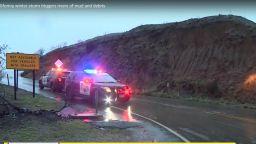 Петима загинаха в Калифорния заради снежни бури и валежи