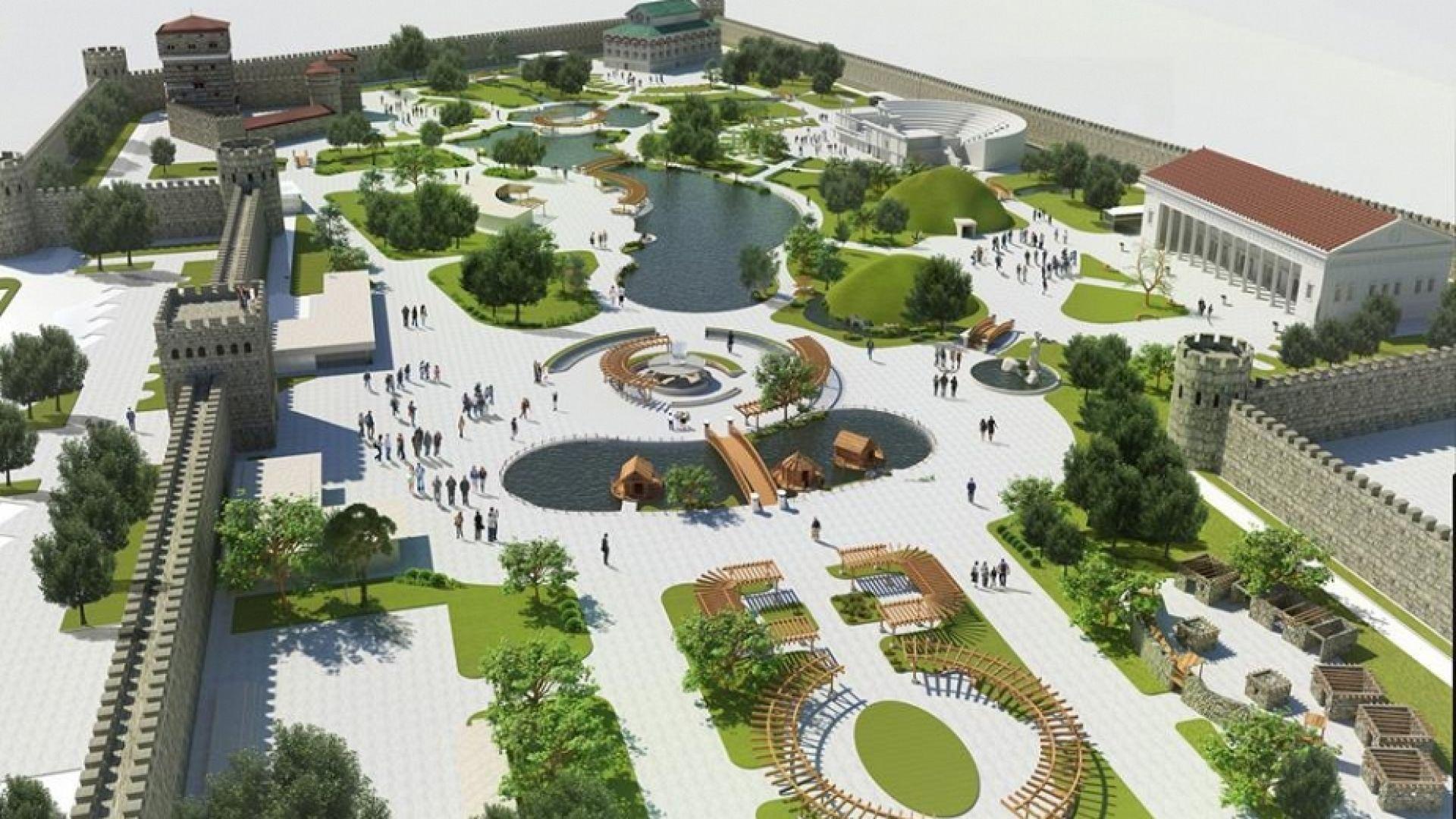 Прокуратурата подхваща Историческия парк във Варна заради риск от измама с акции