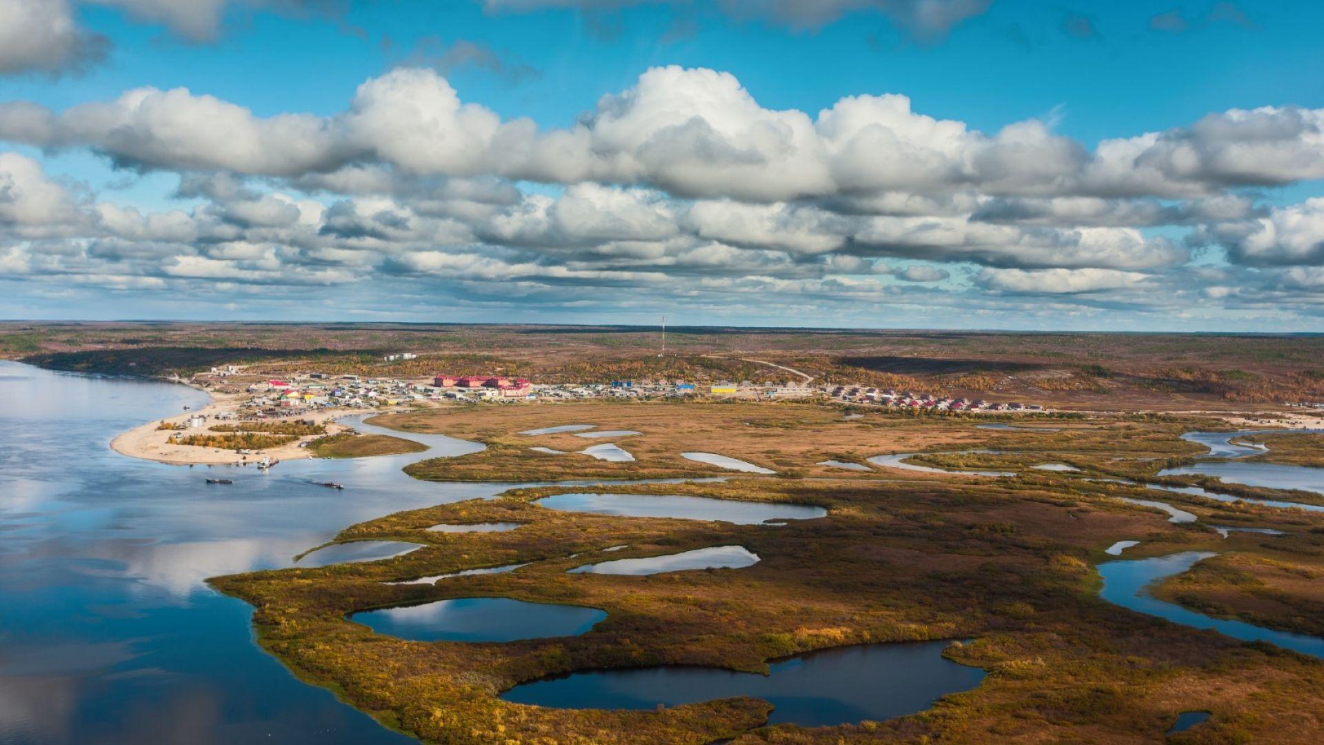 Русия - с колосални ползи от глобалното затопляне