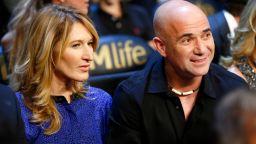 Блестящата двойка на тениса Щефи и Андре: За баланса извън корта и кой е №1 в историята