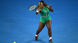 Красотата на Бушар не стигна срещу красивия тенис на Серина