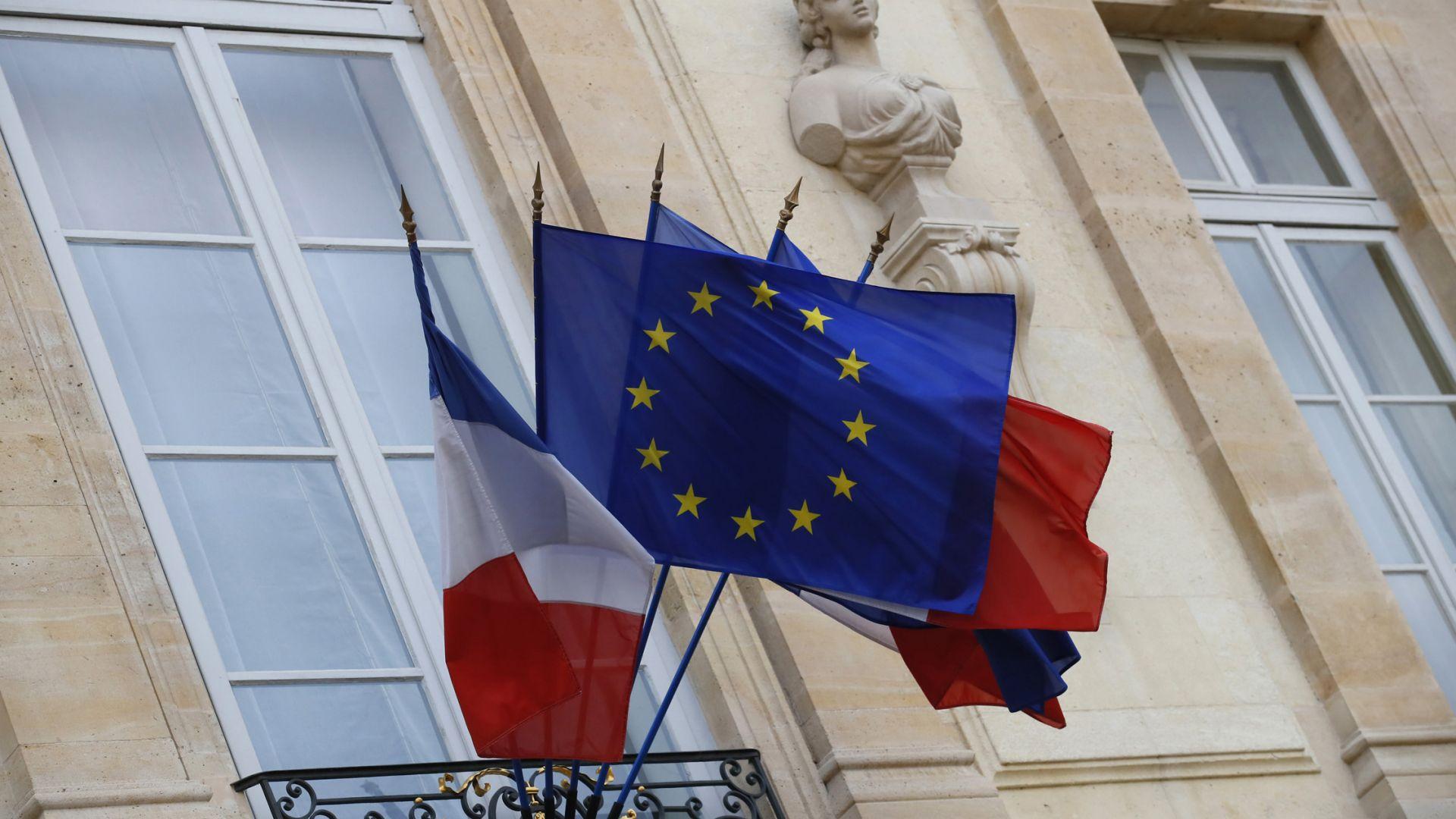 """Франция задейства план за """"Брекзит без споразумение"""""""
