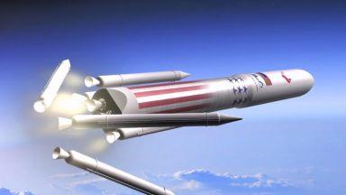 """Ракетата """"Вулкан"""" e почти напълно готова"""