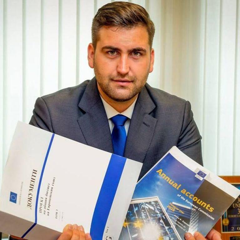 Андрей Новаков, евродепутат, ГЕРБ - Европейска народна партия