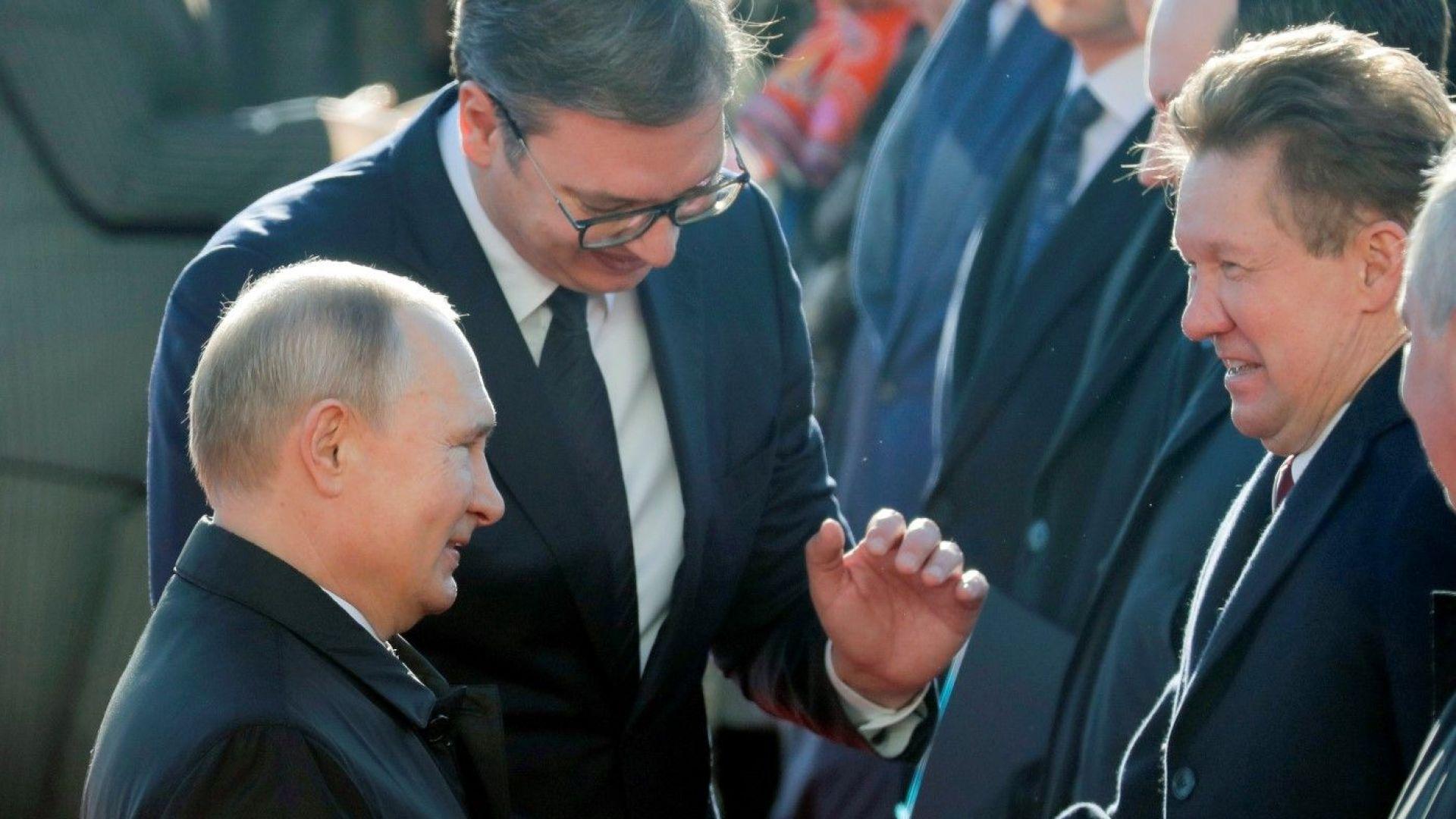 Русия е готова да увеличи обемите на доставките на газ