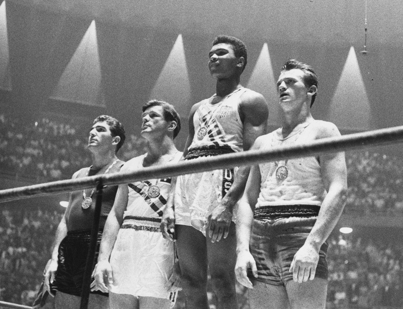 Олимпийски шампион през 1960-а