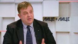 Каракачанов: Получихме мандат за преговори, не да купуваме самолет