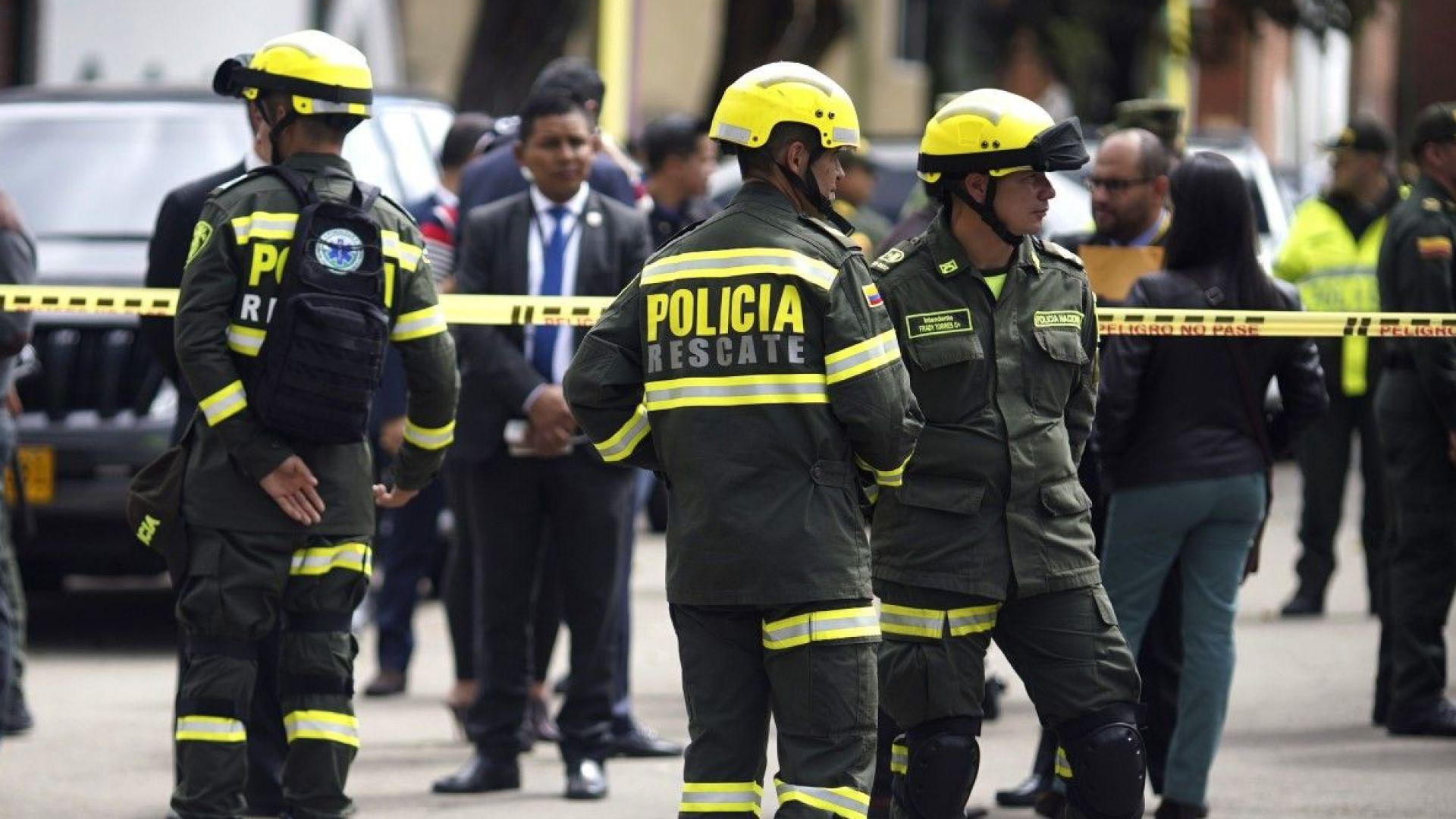 Броят на убитите при атентата срещу полицейска академия в Богота
