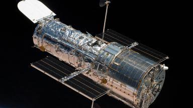 """Основната камера на телескопа """"Хъбъл"""" работи отново"""
