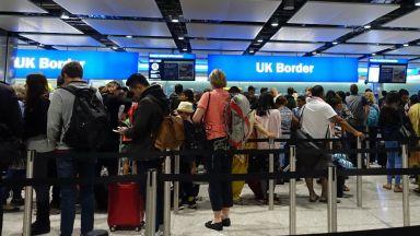 Брекзит без сделка къса връзката с Шенген