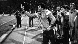 Той даде всичко на футбола и се събра с приятелите Славков, Гунди и Панов