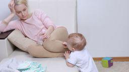 Да разкажем играта на следродилната депресия с няколко прости стъпки