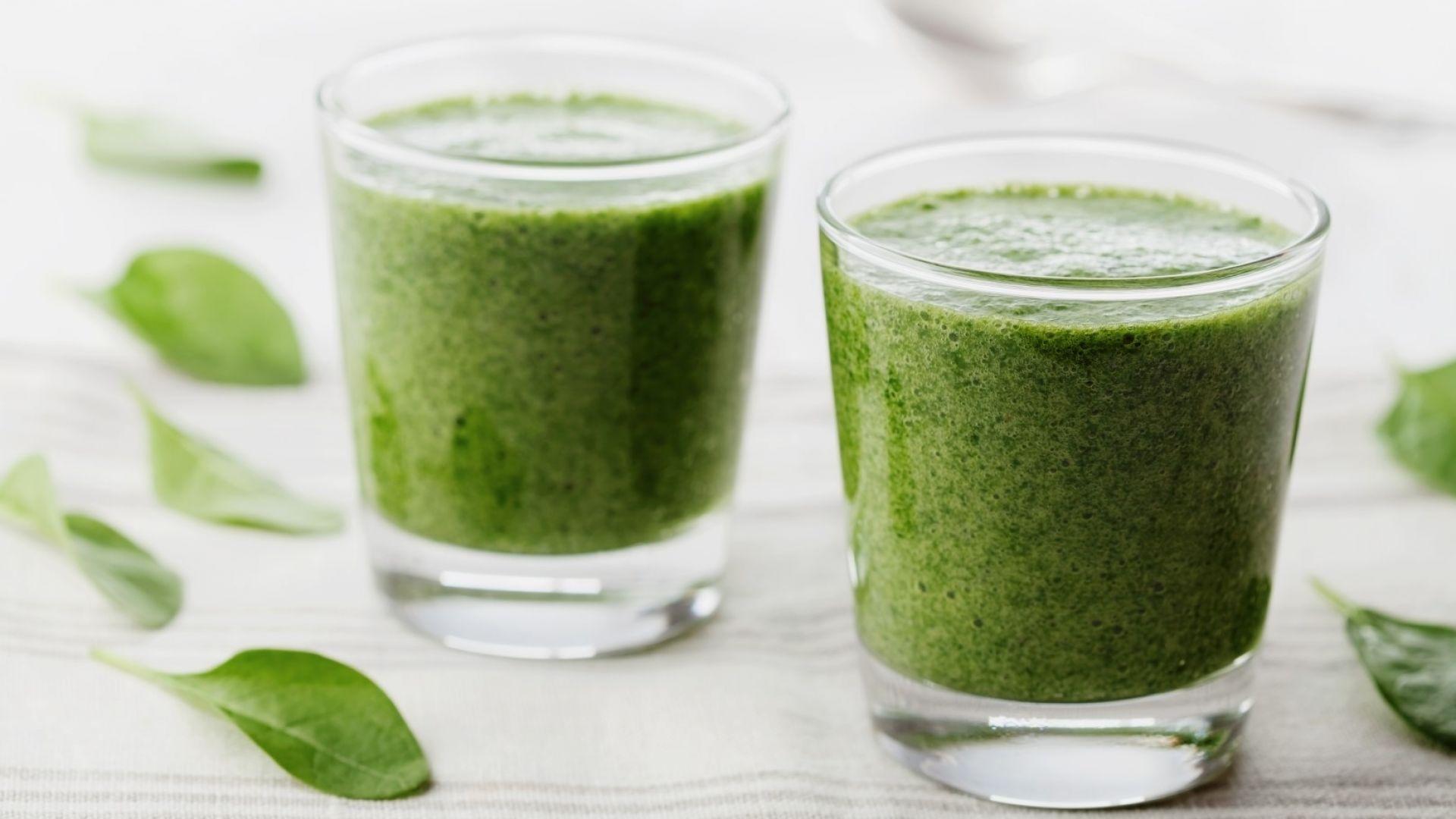 2 напитки за детокс на организма
