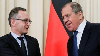 Германия предаде на Москва предложение за изход от кризата в Керченския пролив