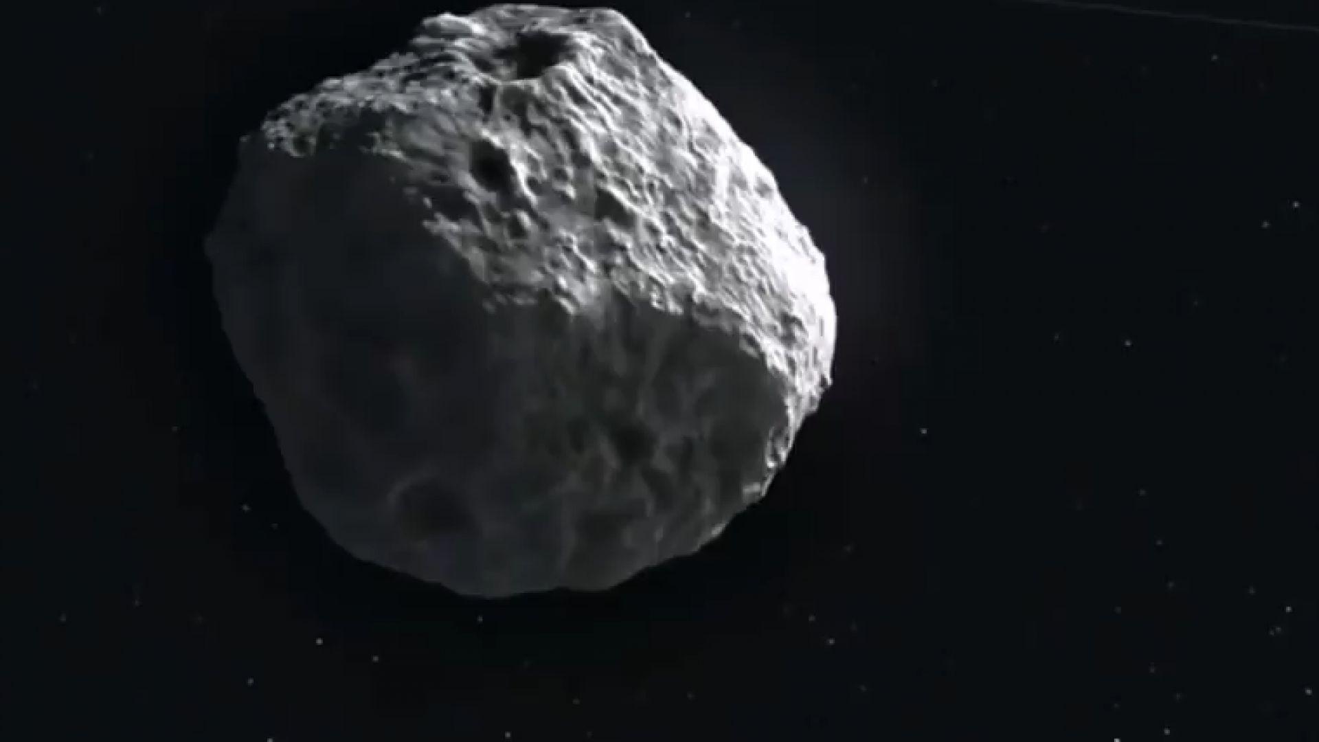 Астероидът Апофис може да се сблъска със Земята след години (видео)