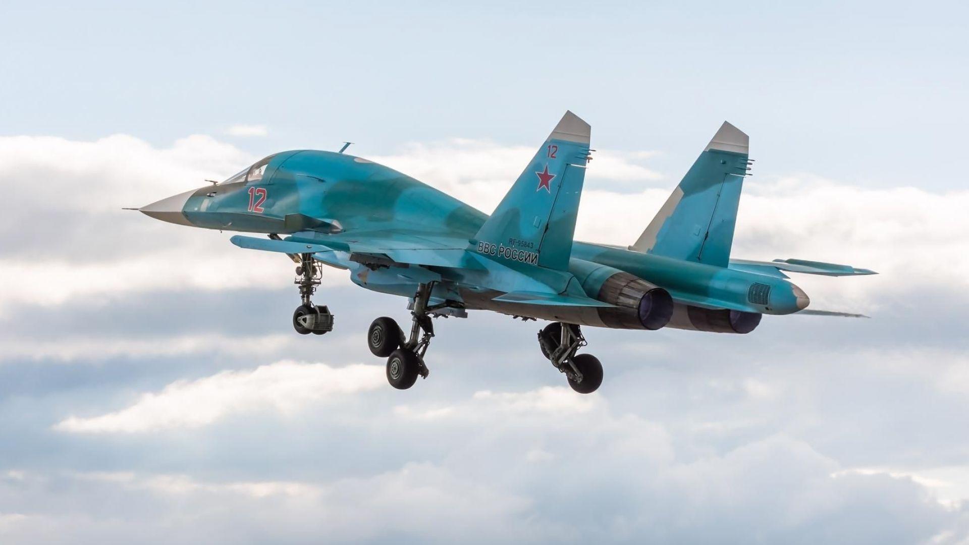 Спасен е само един от летците на двата руски изтребителя