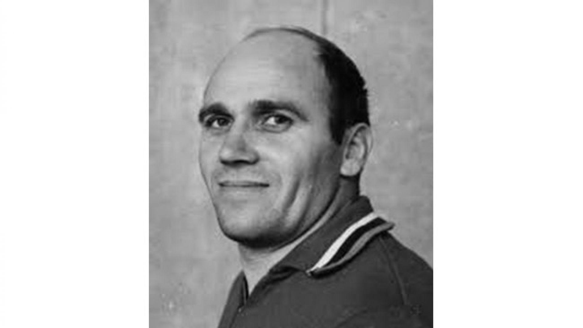Почина голям български треньор в борбата
