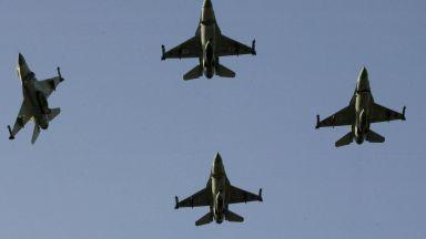 Първите F-16 за българските ВВС идват в началото на 2023-а