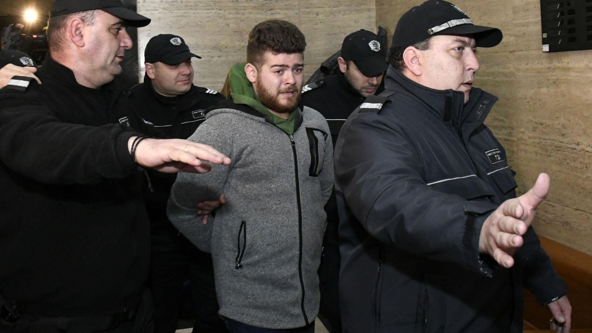 Приключи разследването за убийството на Калина, на съд отива приятелят й Васил