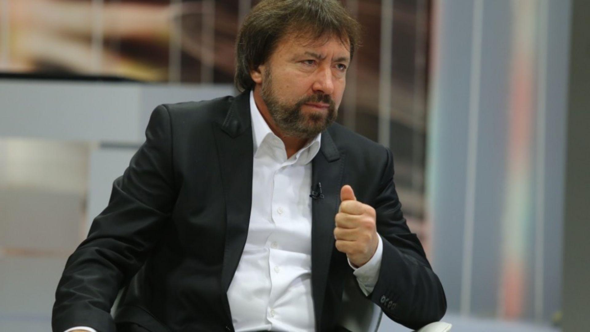Николай Банев с писмо от следствения арест