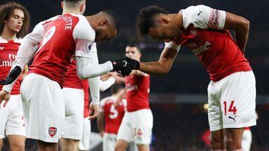 Арсенал удари беззъб Челси, битката за топ 4 е жестока