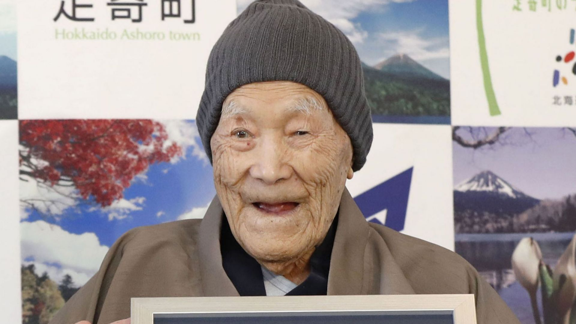 Почина най-възрастният мъж на планетата