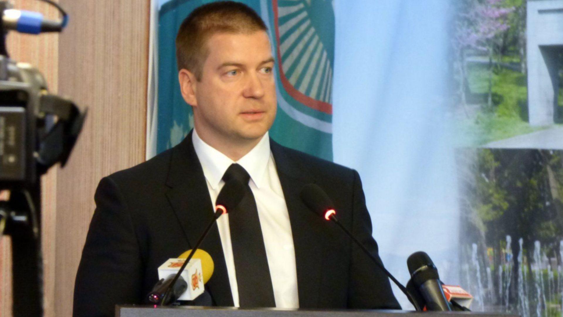 5000 лева обезщетение иска кметът на Стара Загора Живко Тодоров