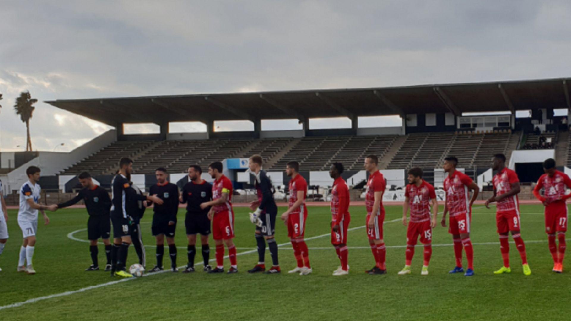 ЦСКА отнесе 3 гола от унгарци
