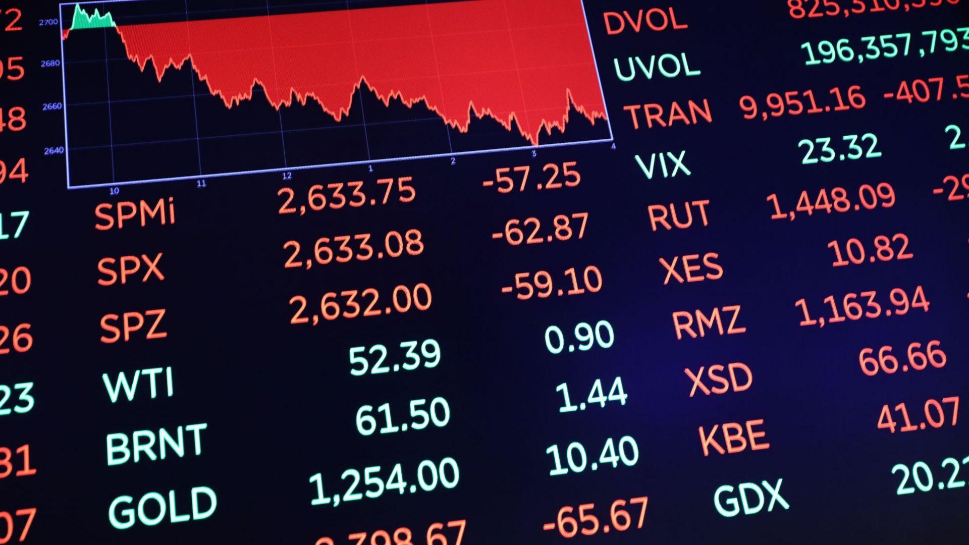 Търговската война доведе икономиката на Китай до антирекорд