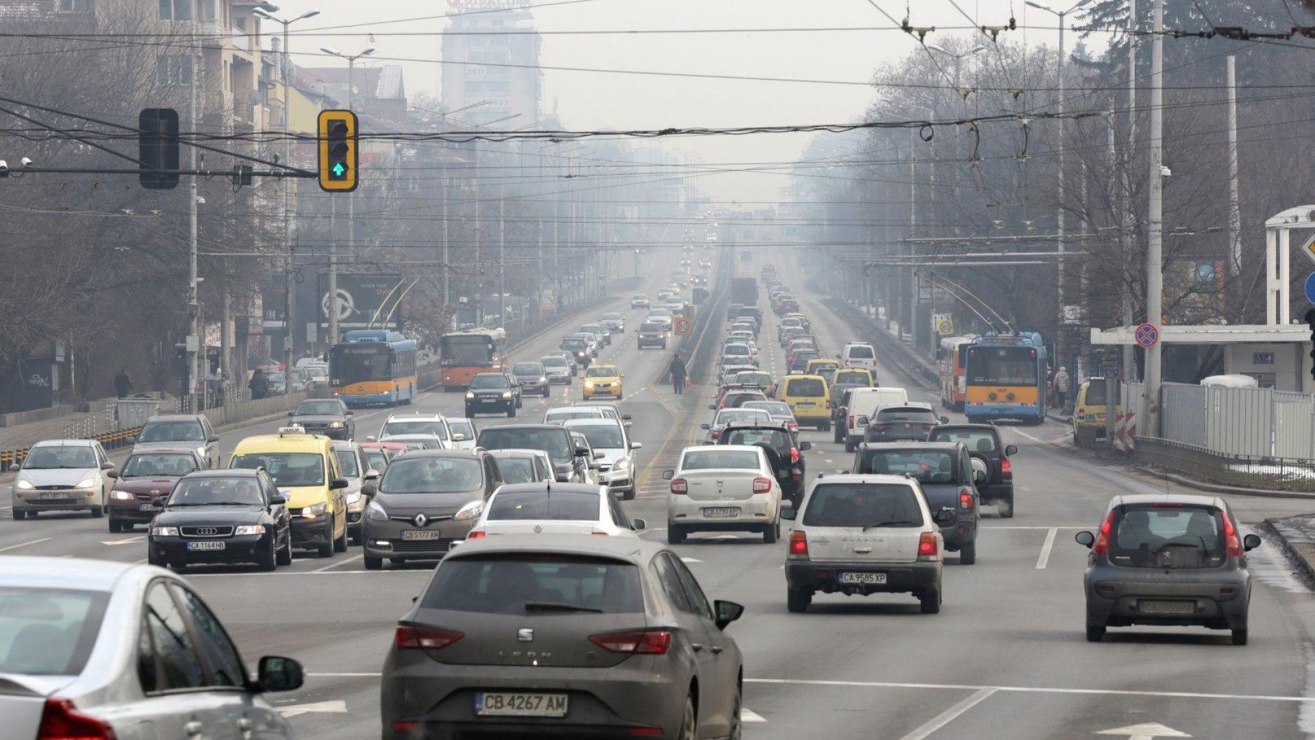 Въздухът в София става по-чист