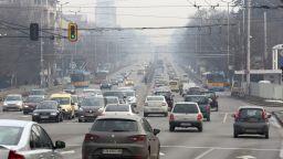 Отново мръсен въздух, безплатни буферни паркинги в София