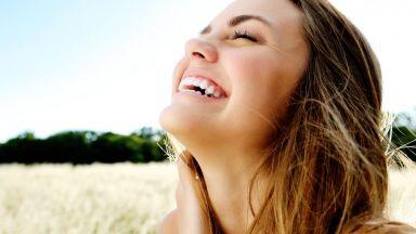 Щастието показваме със 17 изражения на лицето