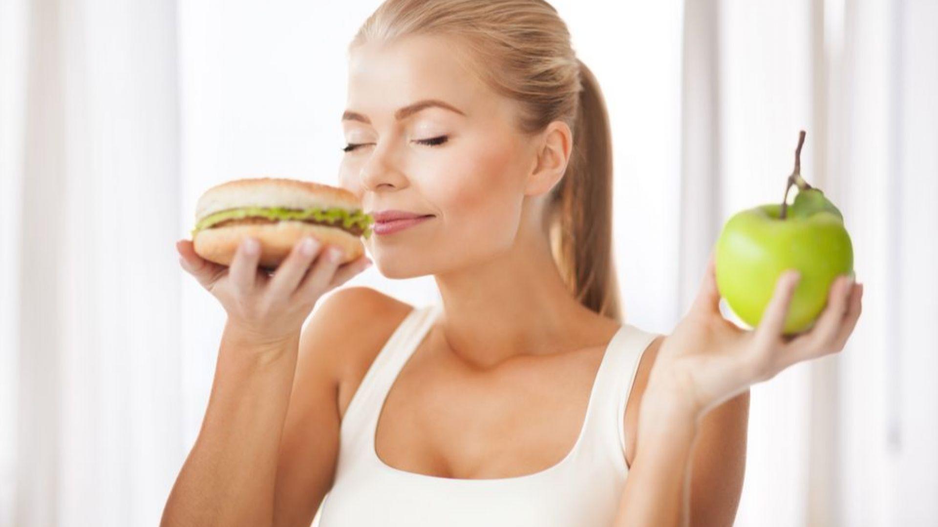 По-продължителното излагане на апетитни миризми засища глада