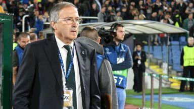 Скандал в БФС за новия треньор на България, договорът му ще е само за 5 месеца