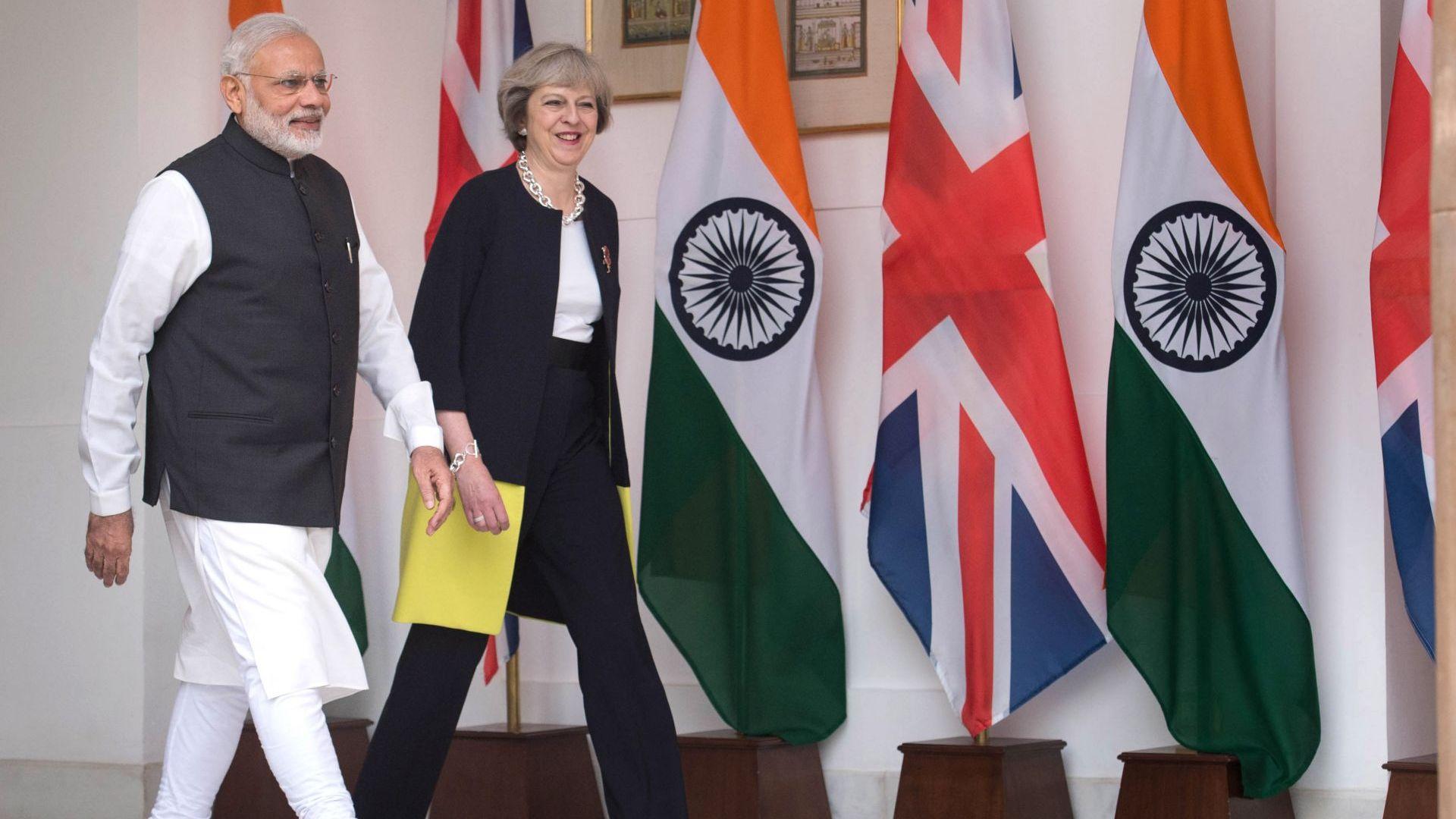 Индия изпреварва Великобритания в най-голямата икономическа ранглиста на света
