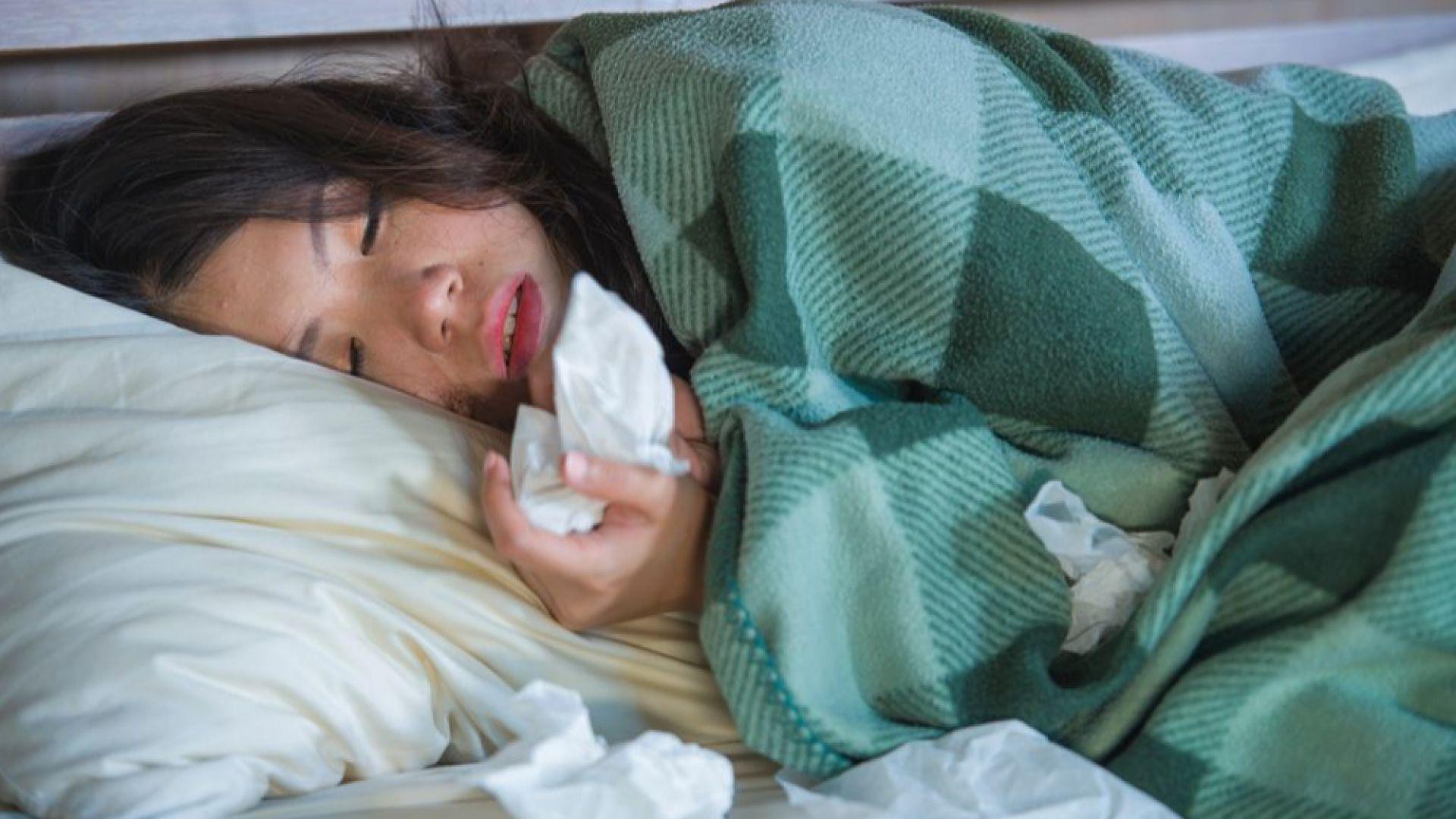 Болните от грип намаляват, но опасността не е преминала