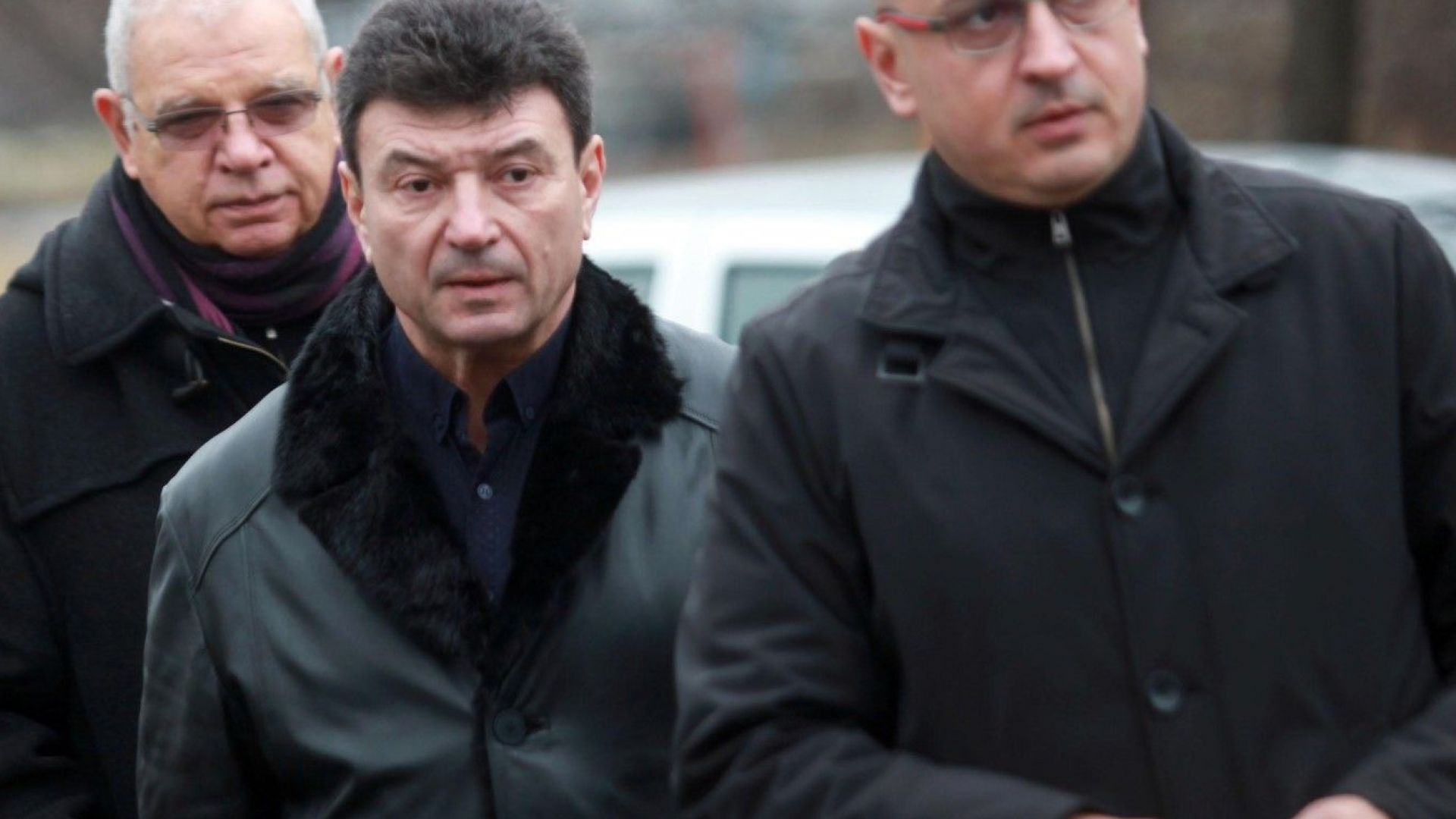 Снимка: Бившият депутат от ГЕРБ Живко Мартинов беше разпитван с часове по Суджукгейт