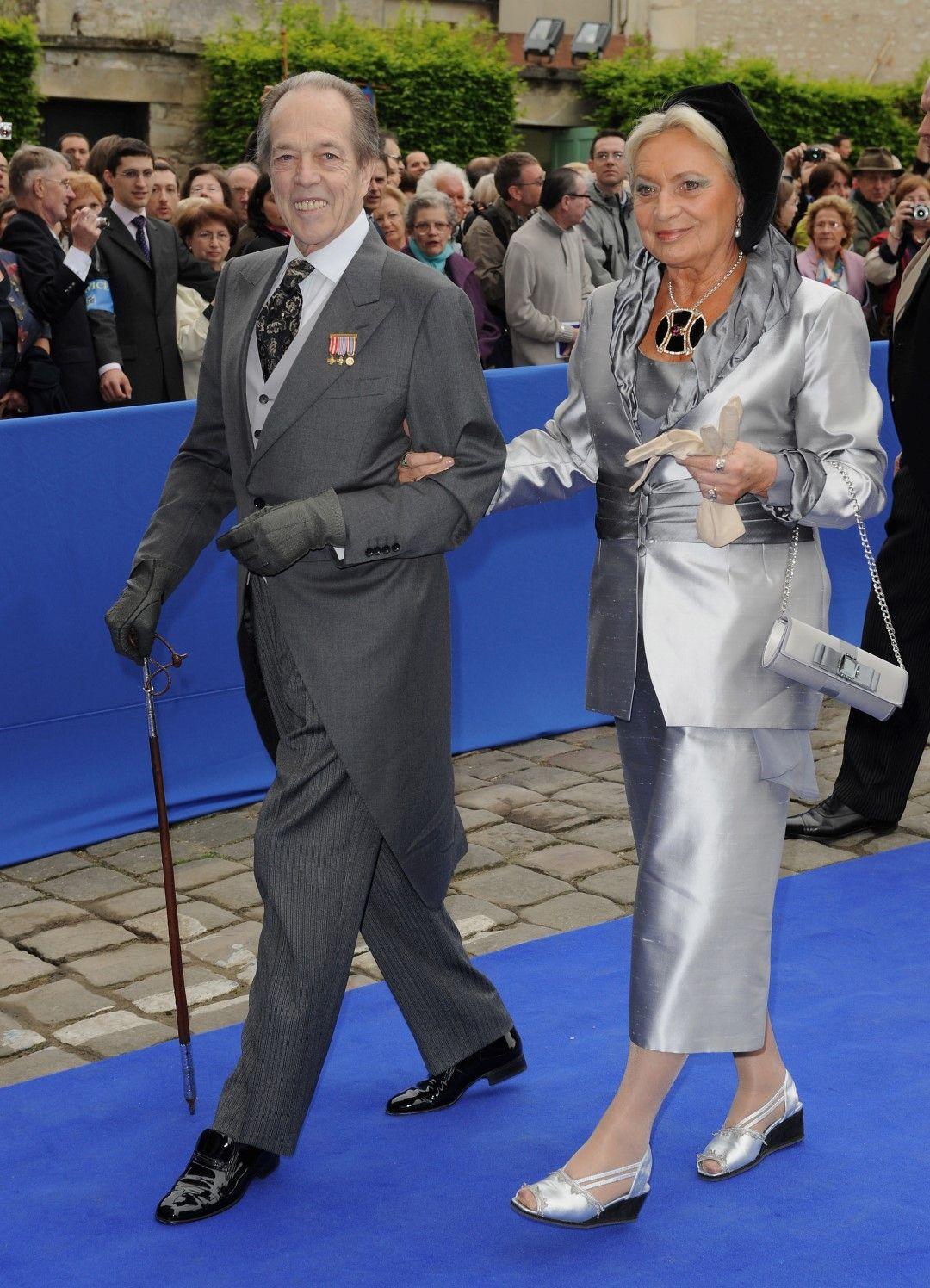С принцеса Микаела през 2009 г.