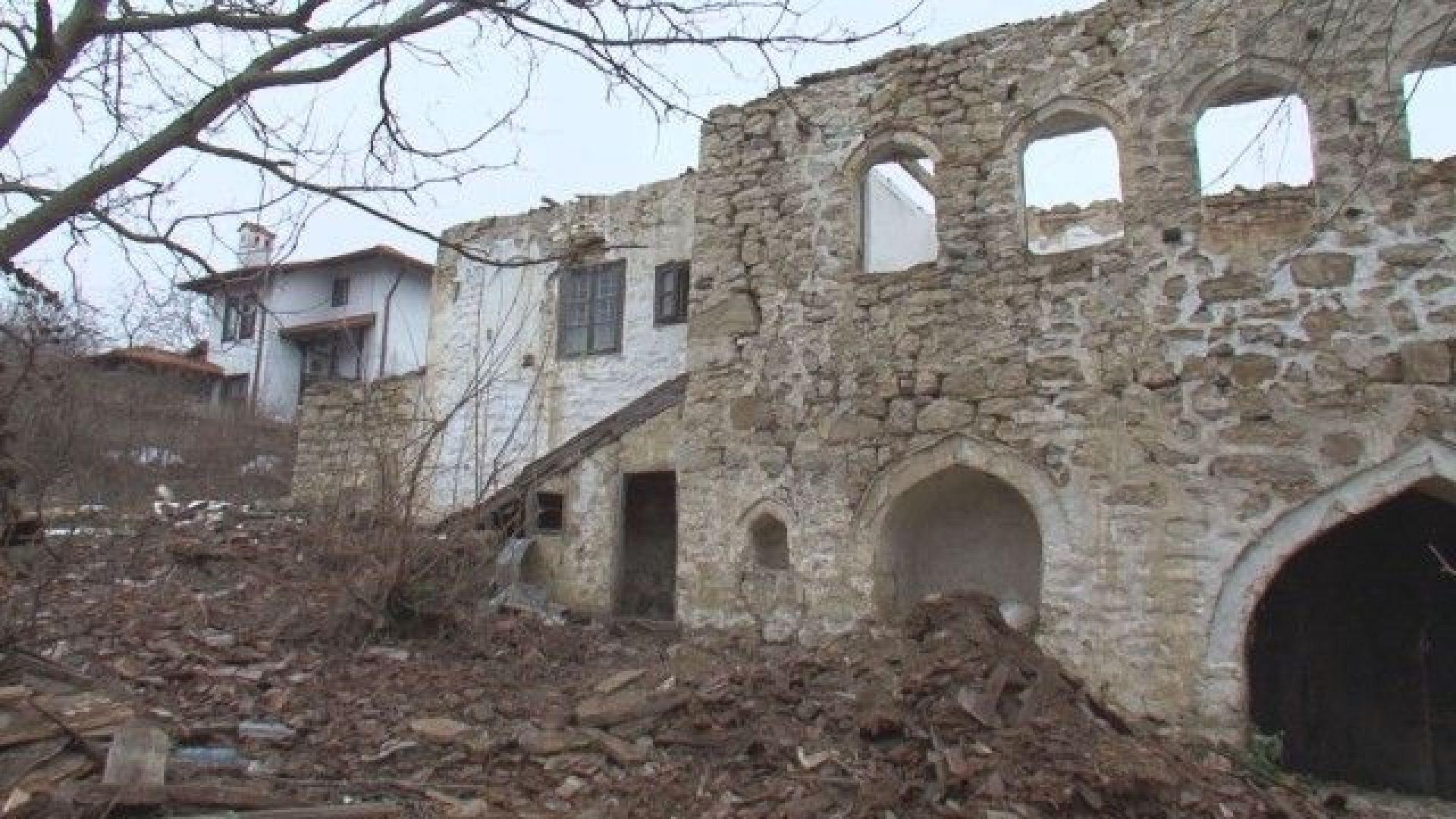 Напрежение в Арбанаси заради къща-паметник на културата