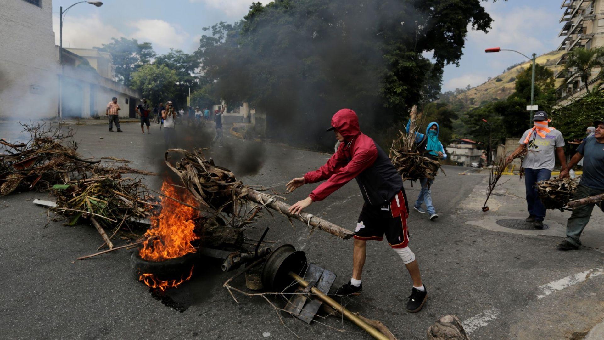 САЩ пращат хуманитарна помощ във Венецуела