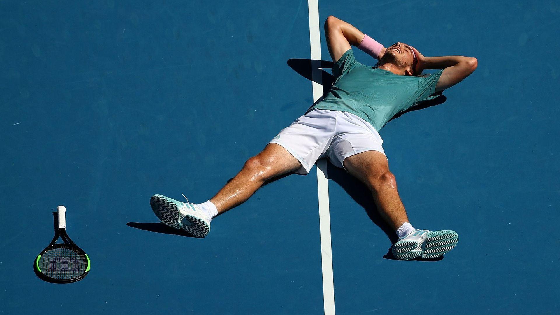 20-годишното гръцко чудо е на полуфинал в Мелбърн