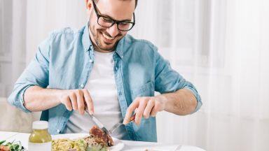 С какво да се хранят мъжете за здраве и тонус