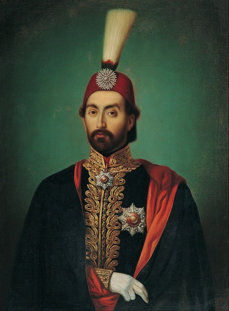 Предполагаемата гласоподавателка Айше Екичи трябва да е живяла по времето на султан Абдулмесид (Abdulmecid) (23/25 април 1823 – 25 юни 1861)