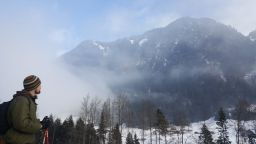 Износът на бутилиран алпийски въздух и минерална вода бяха номинирани за екологична антинаграда